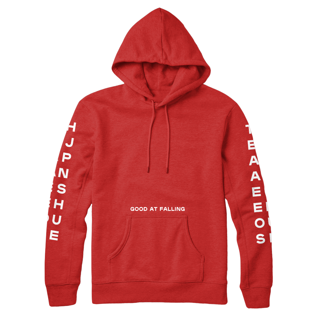 The Japanese House: GOOD AT FALLING HOODIE - S