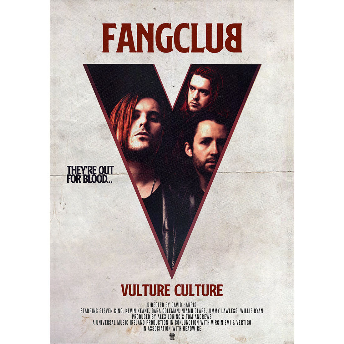 "Fangclub: Fanclub 12"" Poster"