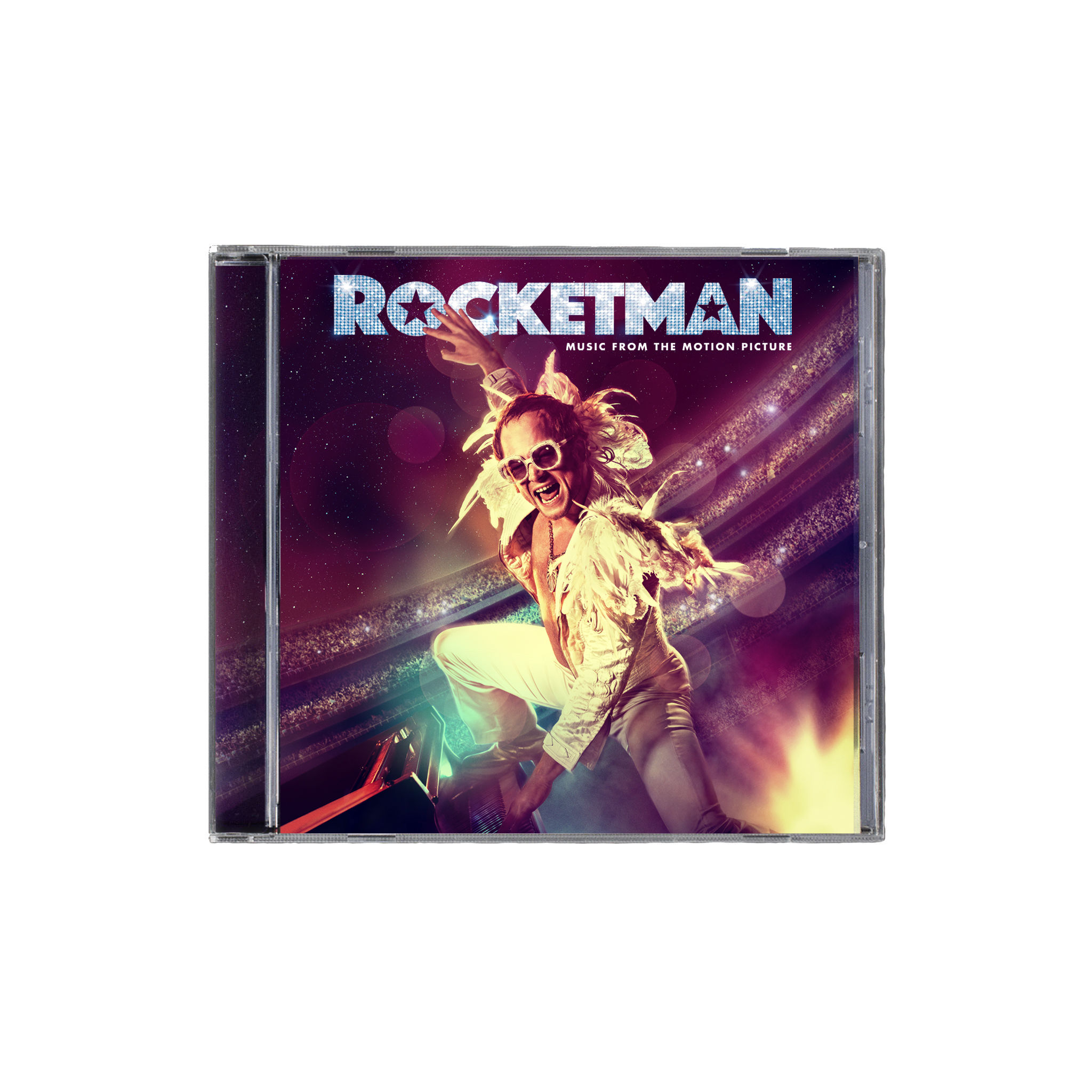 Elton John: Rocketman: Music From The Motion Picture CD