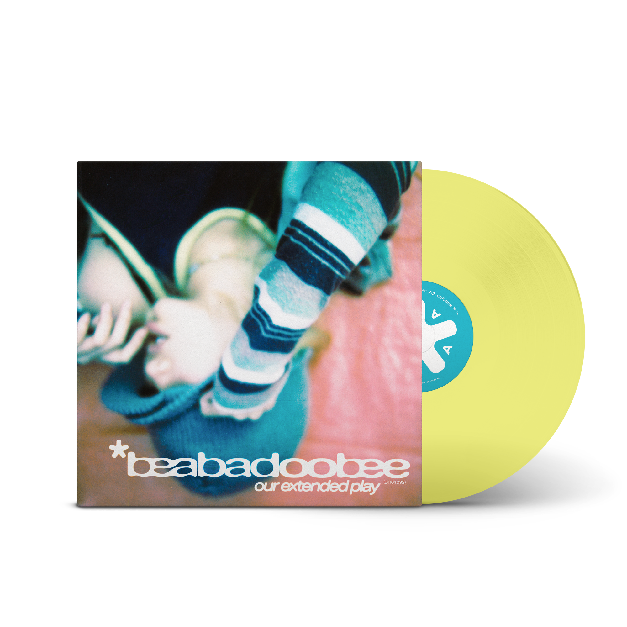 Beabadoobee: Our Extended Play Yellow Vinyl