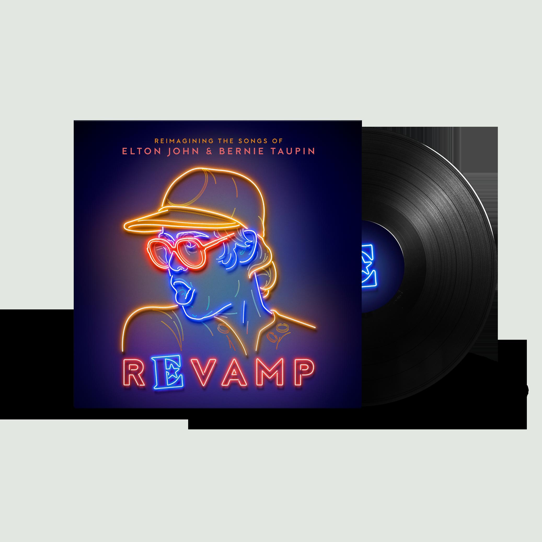 Elton John: Revamp LP