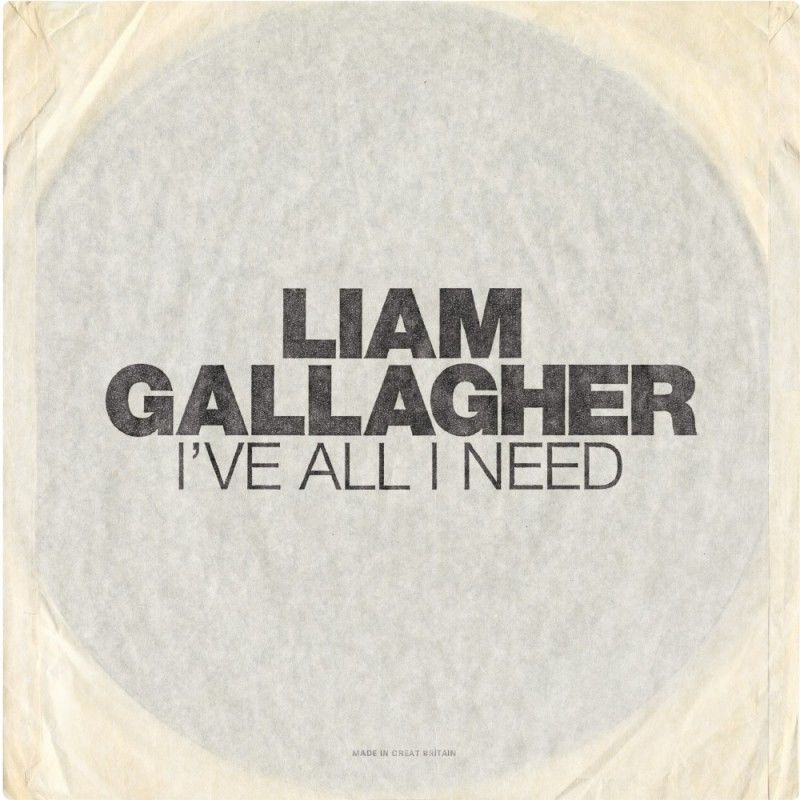 I've All I Need