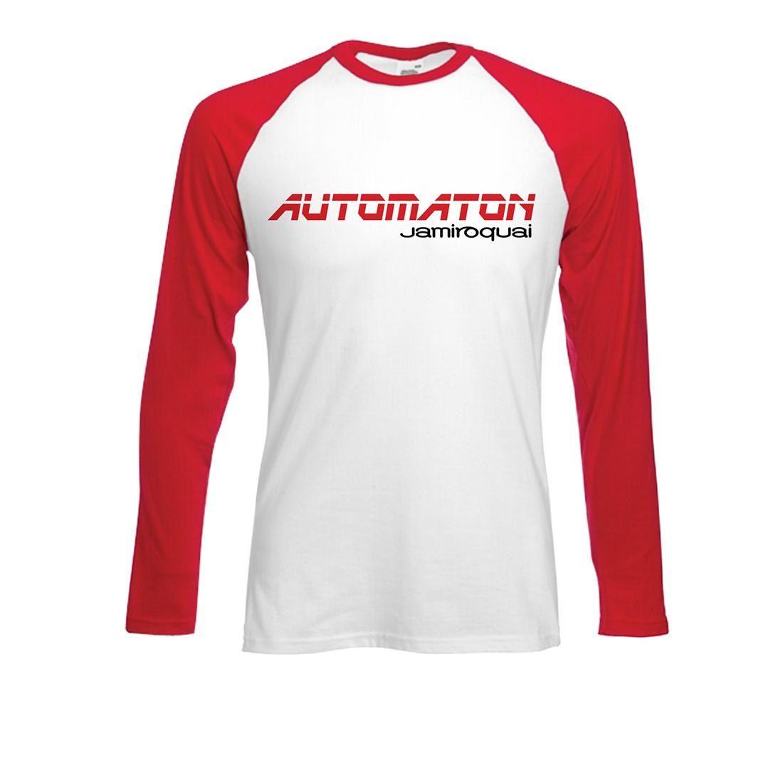 Jamiroquai: Automaton Baseball Shirt