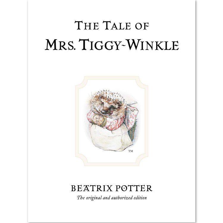 Children's Books Mrs Tiggy-winkle The Tale of Mrs Tiggy-winkle (Hardback)