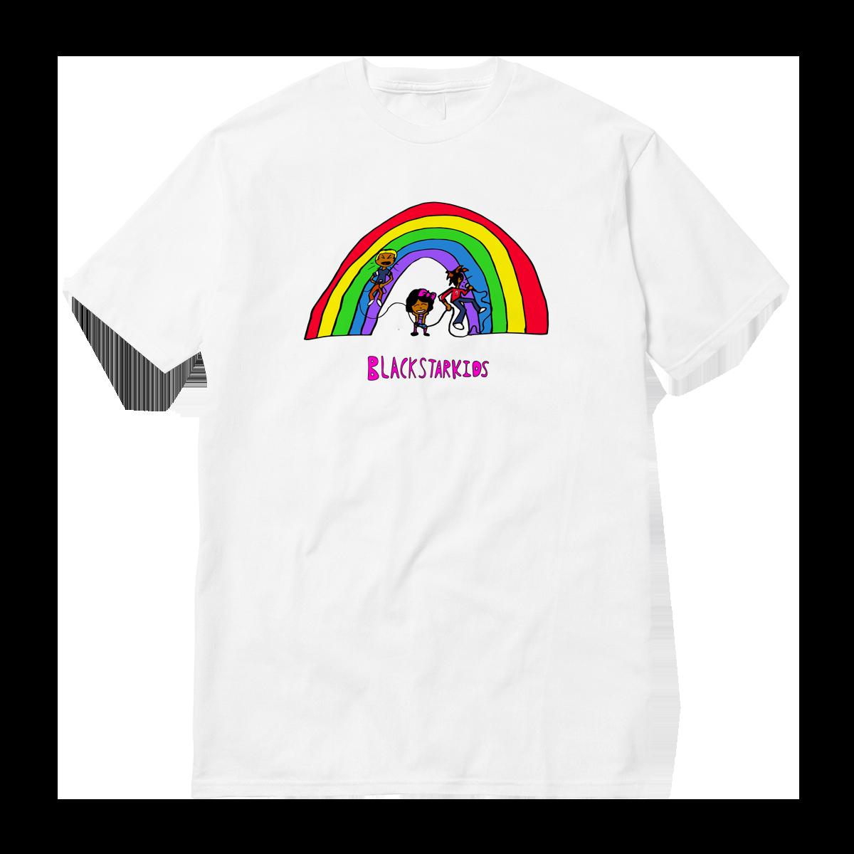 BLACKSTARKIDS: Rainbow T-Shirt
