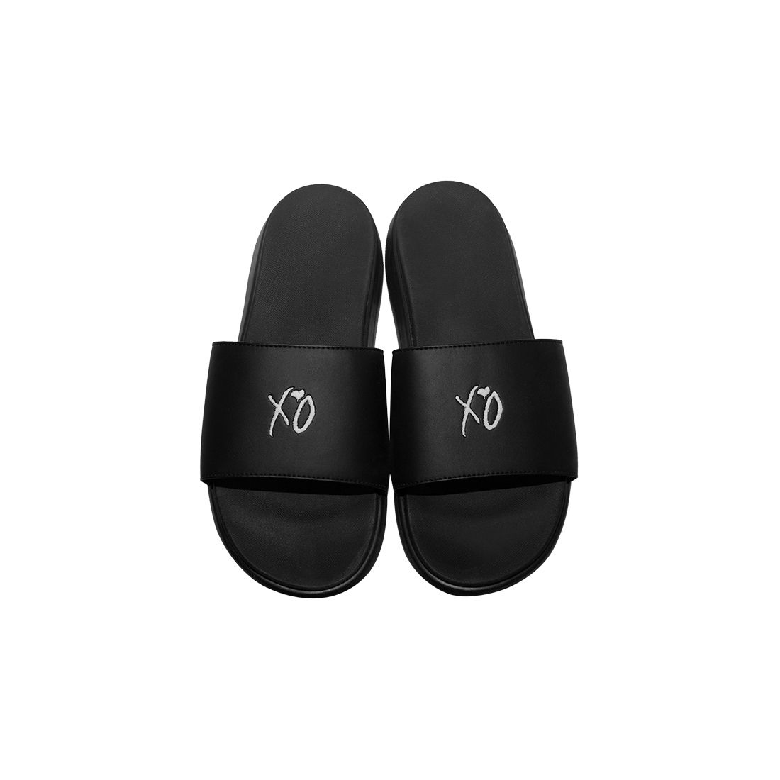 The Weeknd: XO CLASSIC LOGO UNISEX SLIDES