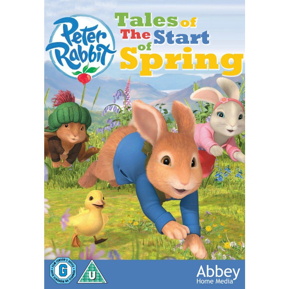 Peter Rabbit Peter Rabbit Animation: Tales Of The Start Of Spring (DVD)