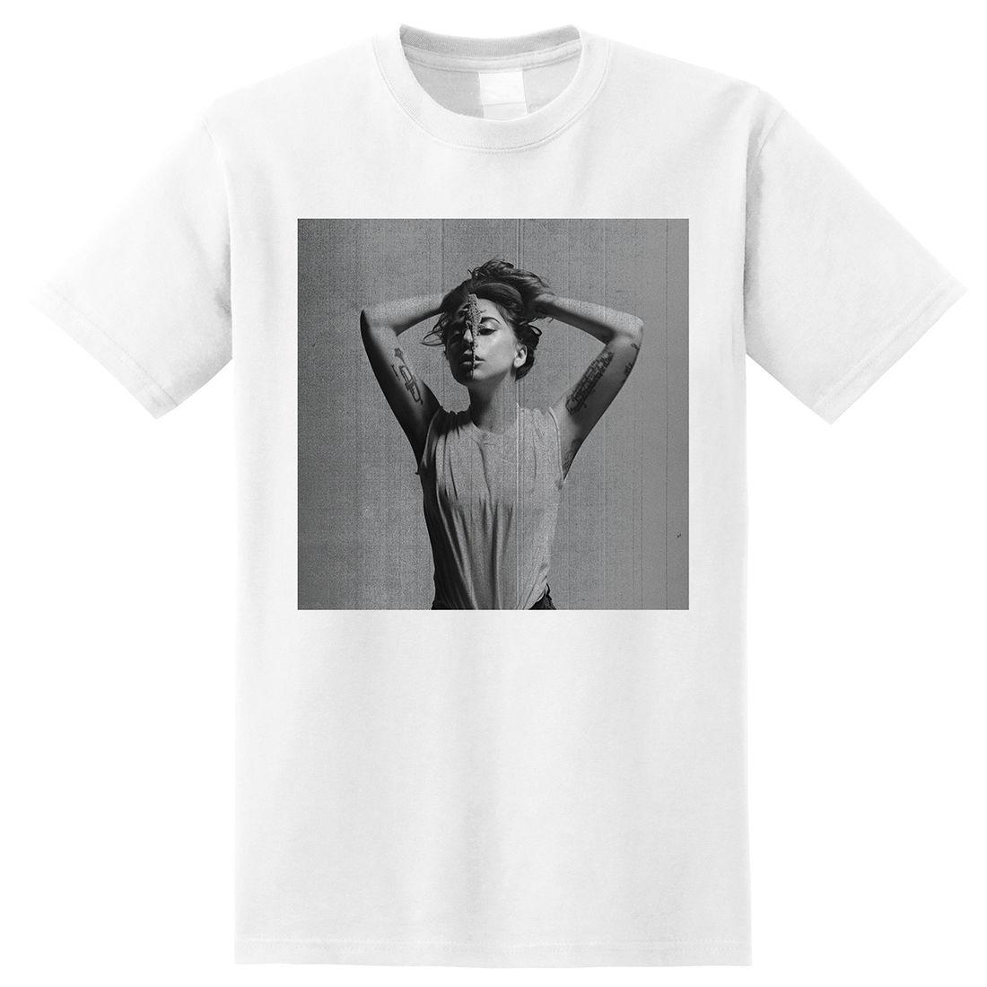 c96e88dce92 Lady Gaga: Lizard T-Shirt Small