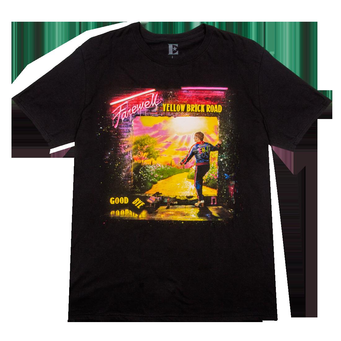 Elton John: Neon Tour Shirt - S