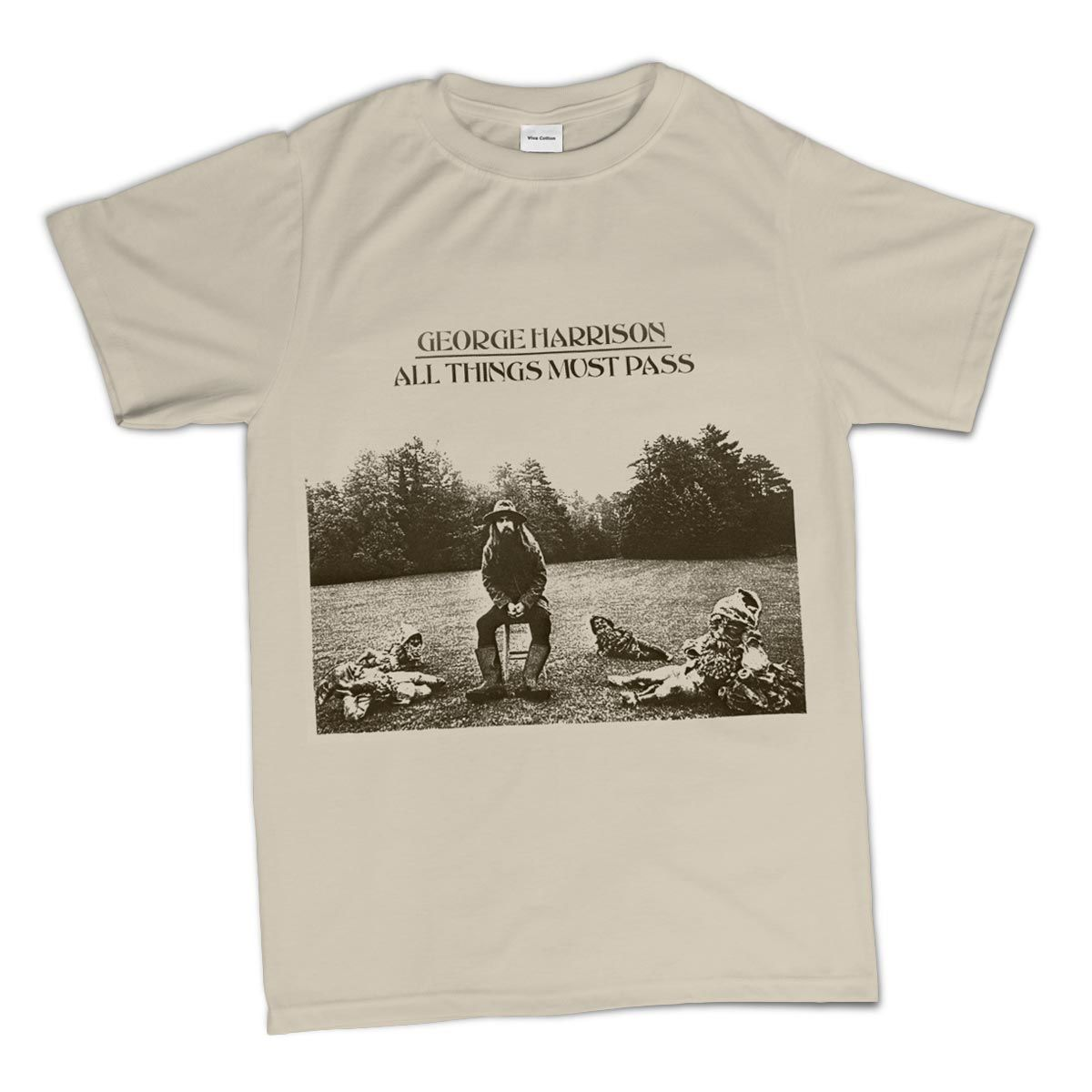 George Harrison All Things Must Pass T Shirt