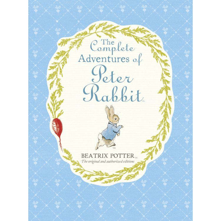 Beatrix Potter, Peter Rabbit The Complete Adventures of Peter Rabbit (Hardback)