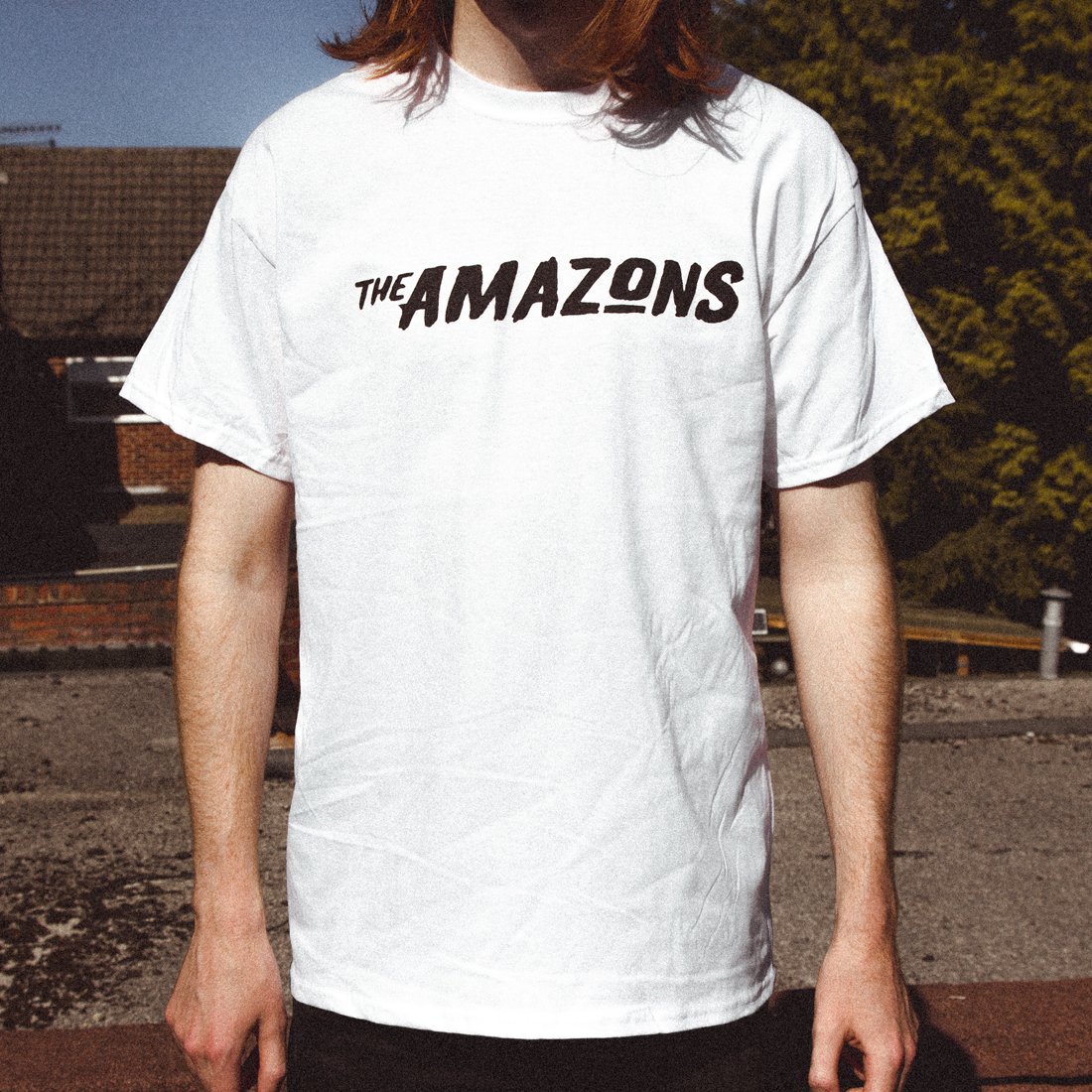 The Amazons: The Amazons White T-shirt