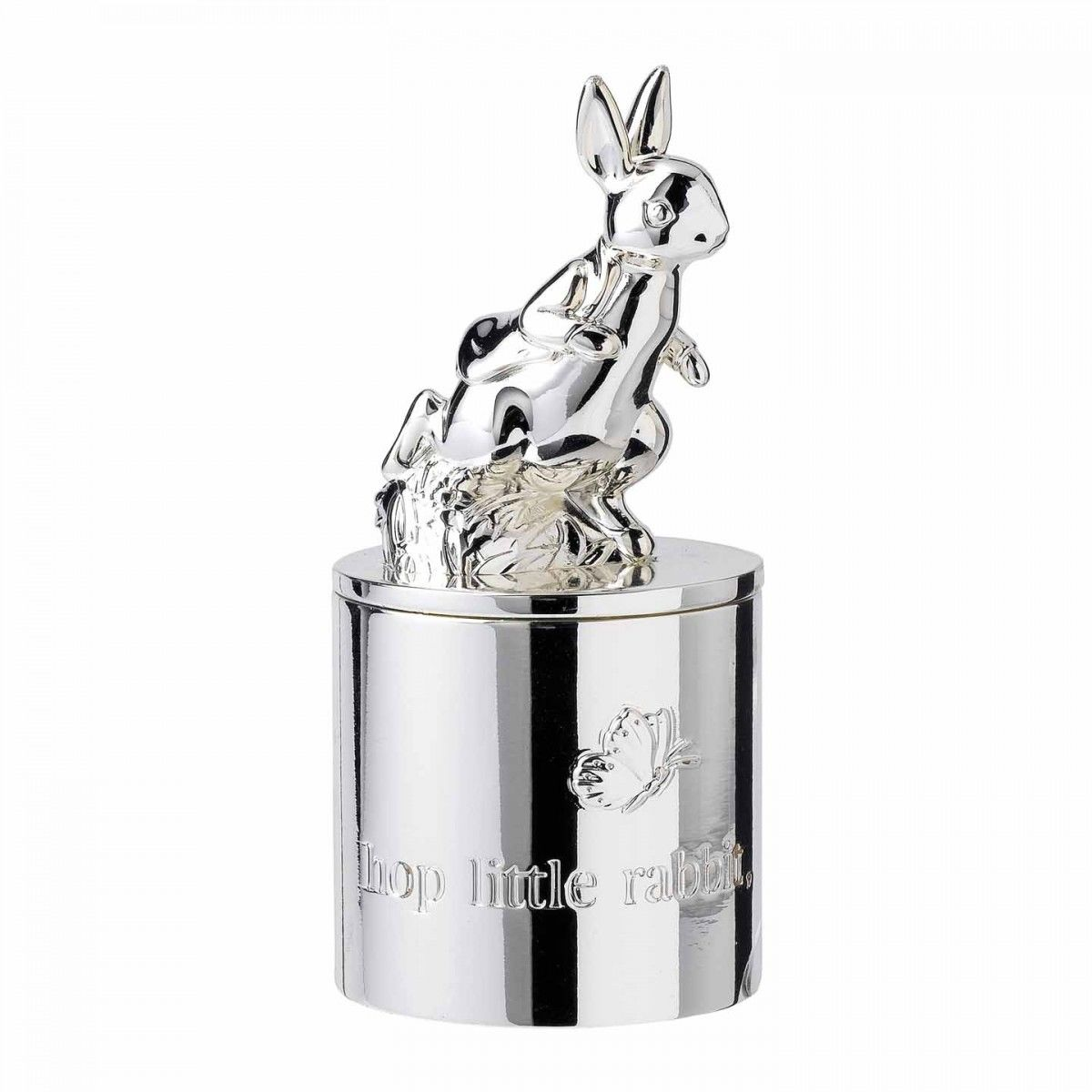 Peter Rabbit Peter Rabbit Silver-Plated First Tooth/Curl Box