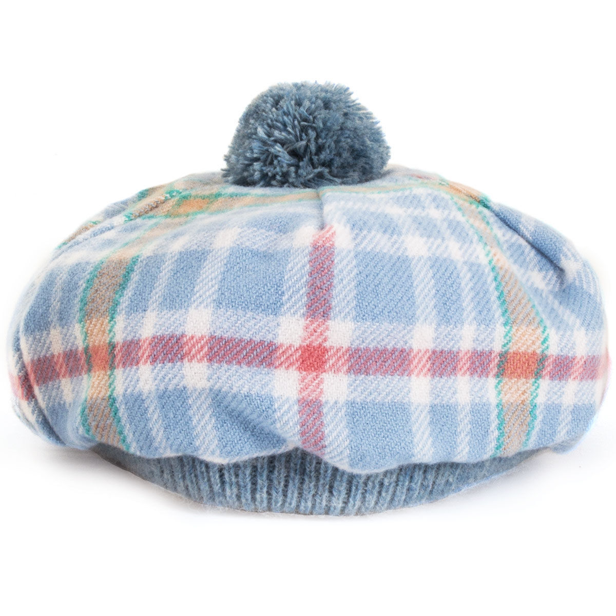 Peter Rabbit Peter Rabbit Tartan Lambswool Adults Tam