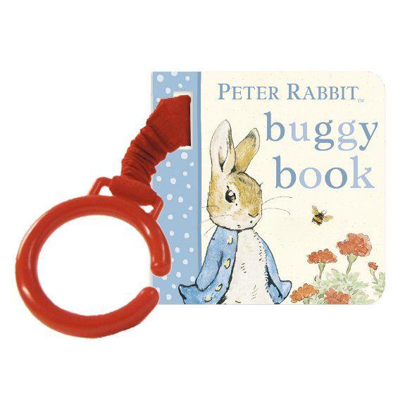 Peter Rabbit Buggy Book (Board Book) - Peter Rabbit Gifts