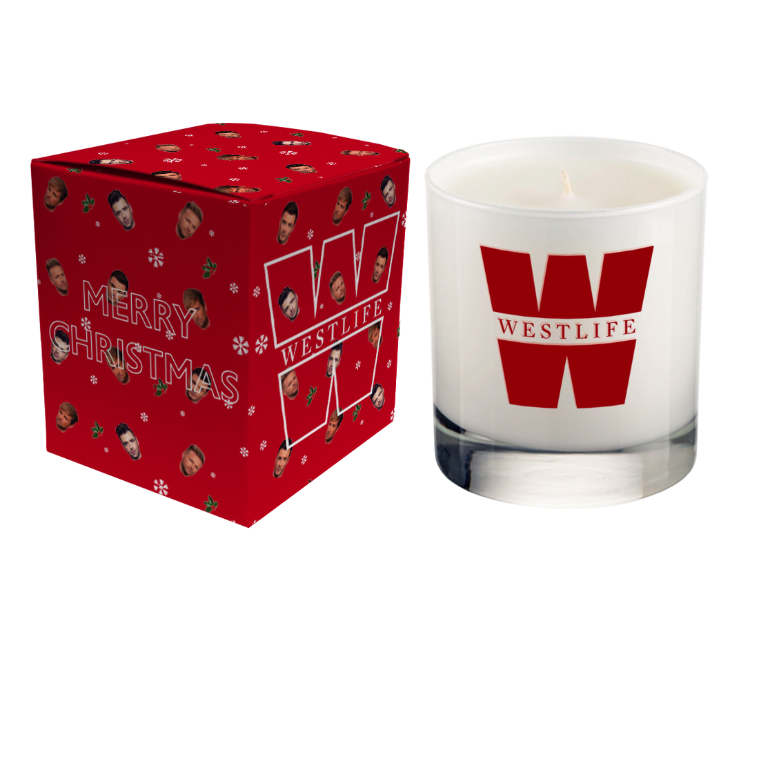 Westlife: SOLD OUT - CINNAMON CLOVE & ORANGE SCENTED CANDLE