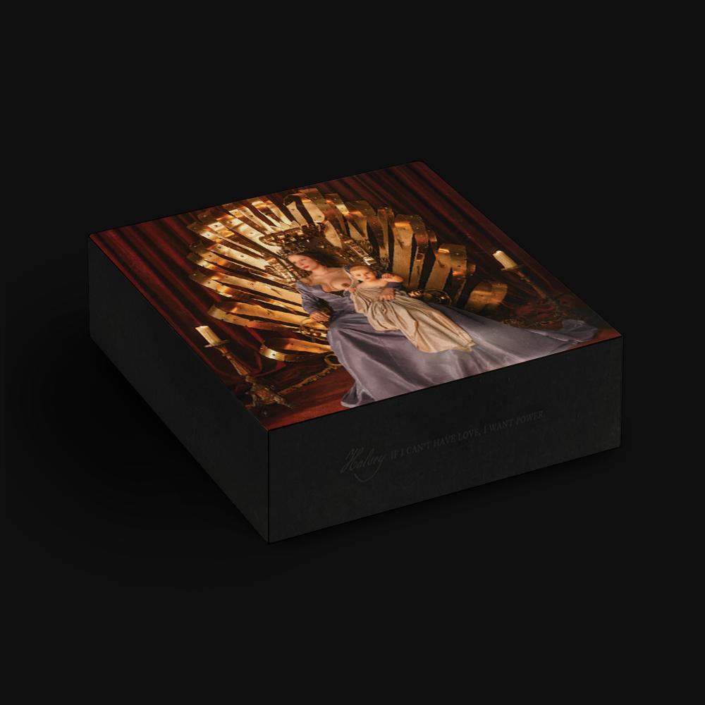Halsey: Album Cover Puzzle