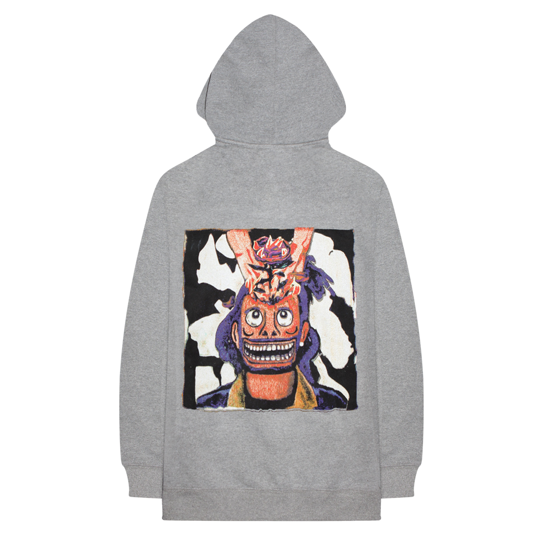The Weeknd: CHAPTER III FLEECE ZIP-UP HOOD - XL