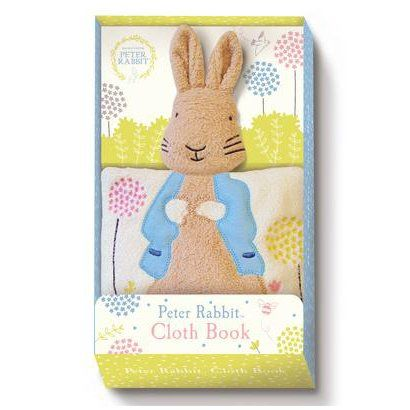Peter Rabbit Peter Rabbit Cloth Book