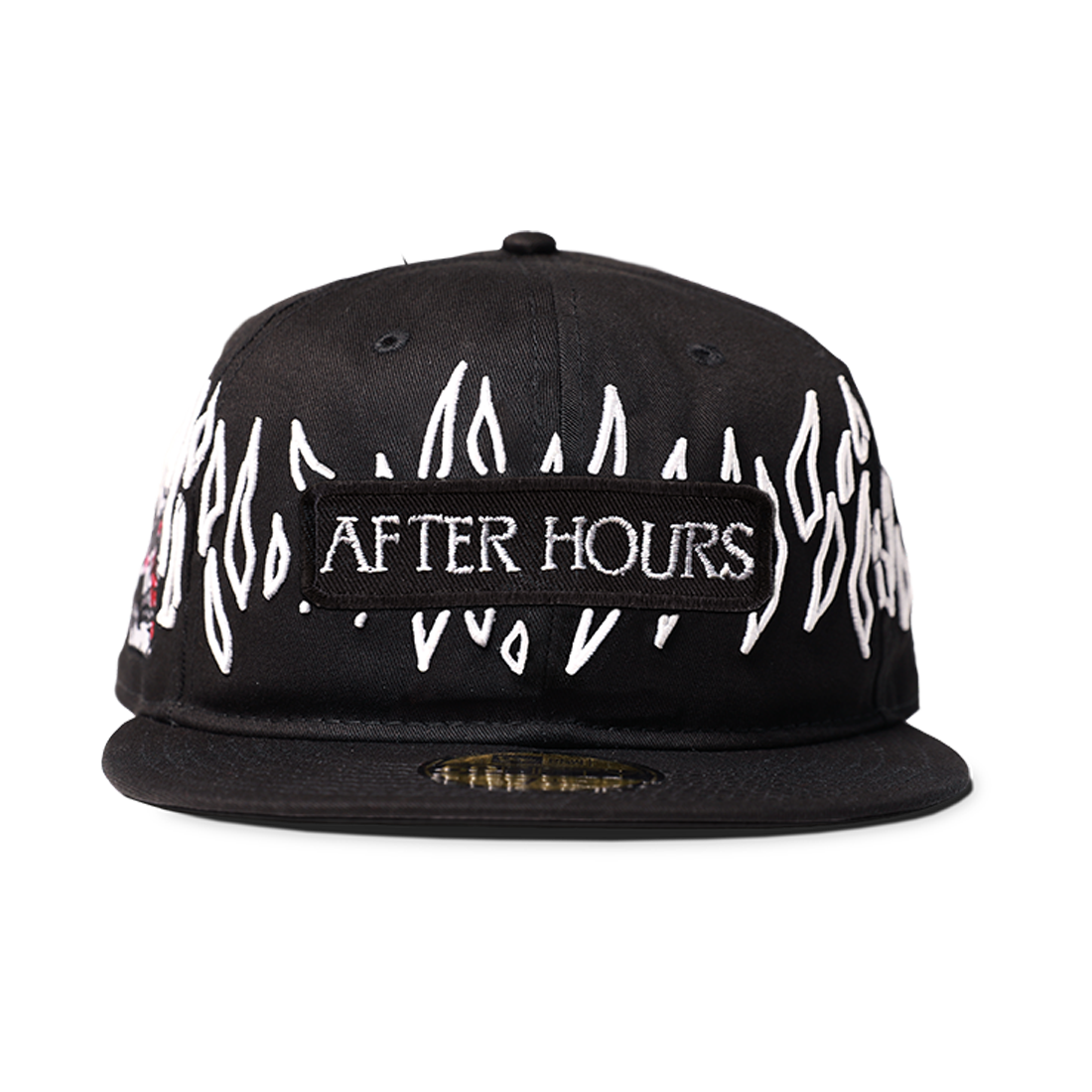 The Weeknd: NEW ERA AFTER HOURS 59FIFTY FITTED BLACK/WHITE