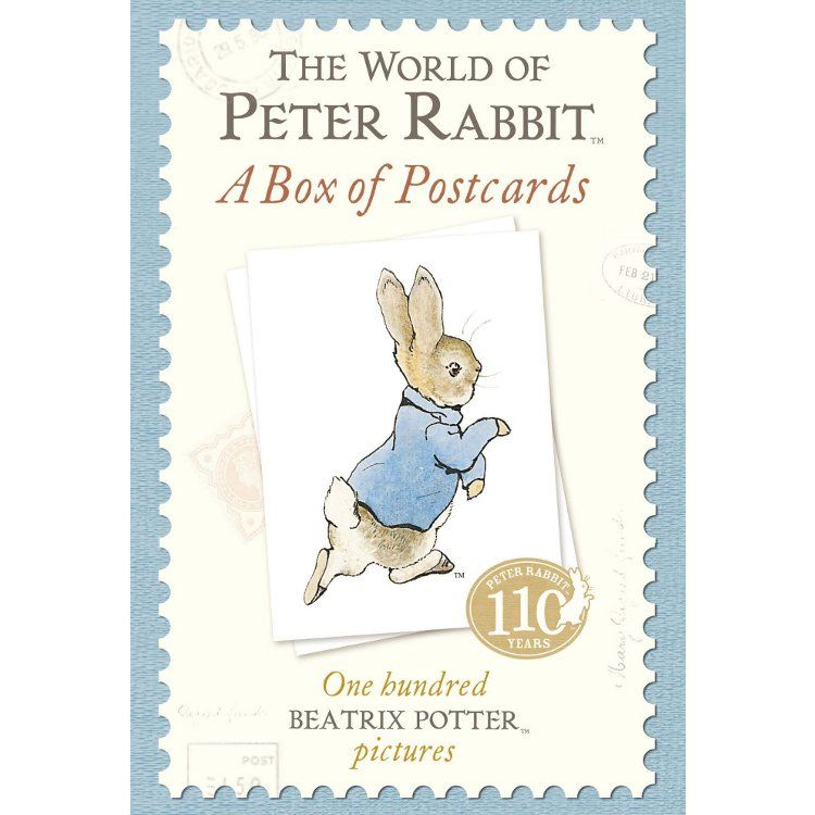 Peter Rabbit The World of Peter Rabbit - A Box of Postcards