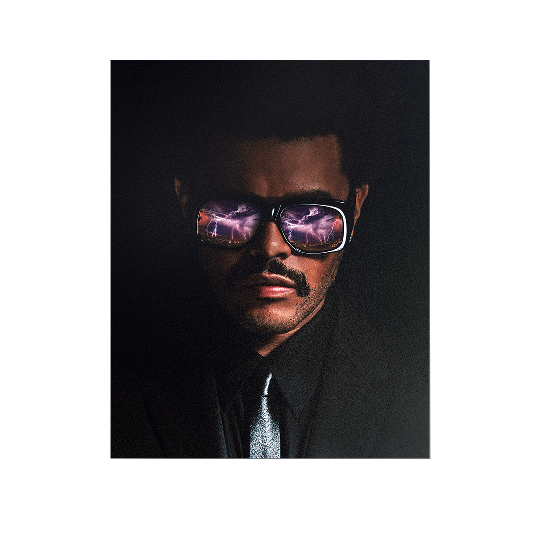The Weeknd: (SIGNED) AFTER HOURS REMIX POSTER