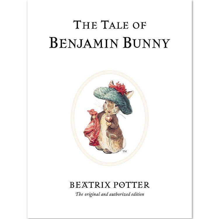 Benjamin Bunny The Tale of Benjamin Bunny (Hardback) - Peter Rabbit Gifts