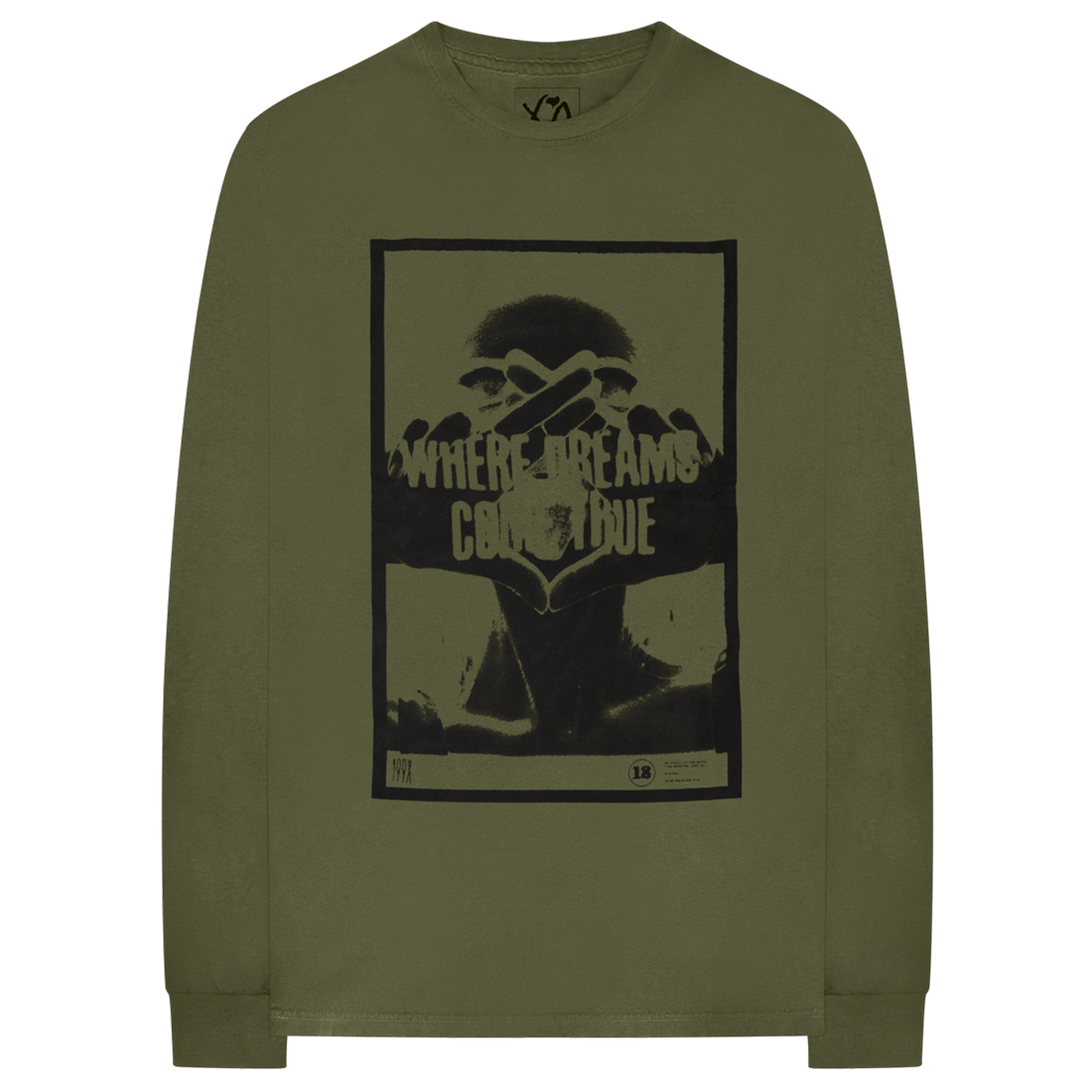 The Weeknd: WHERE DREAMS COME TRUE LONGSLEEVE - XL