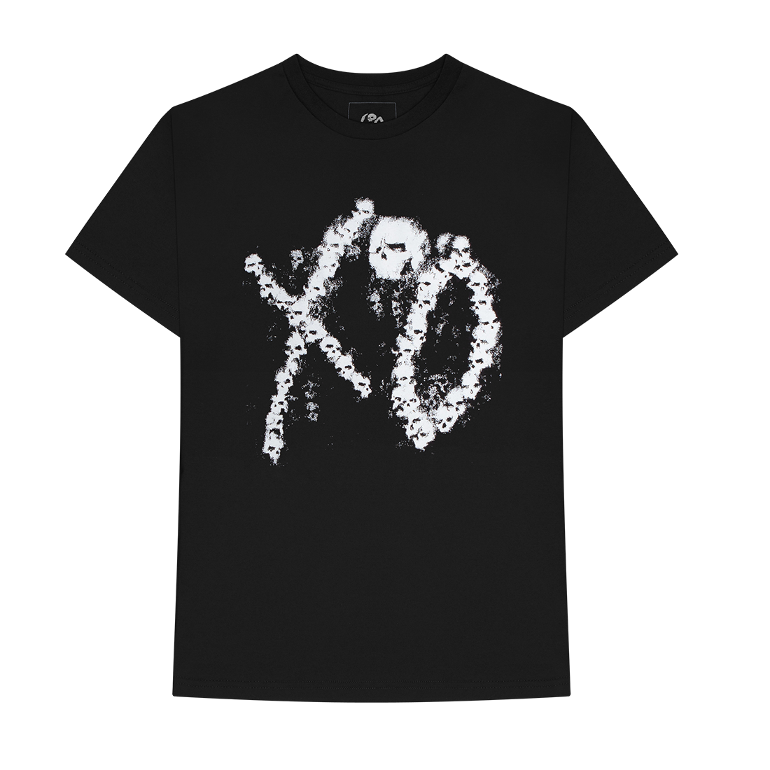 The Weeknd: CHAPTER VI LOGO TEE - L