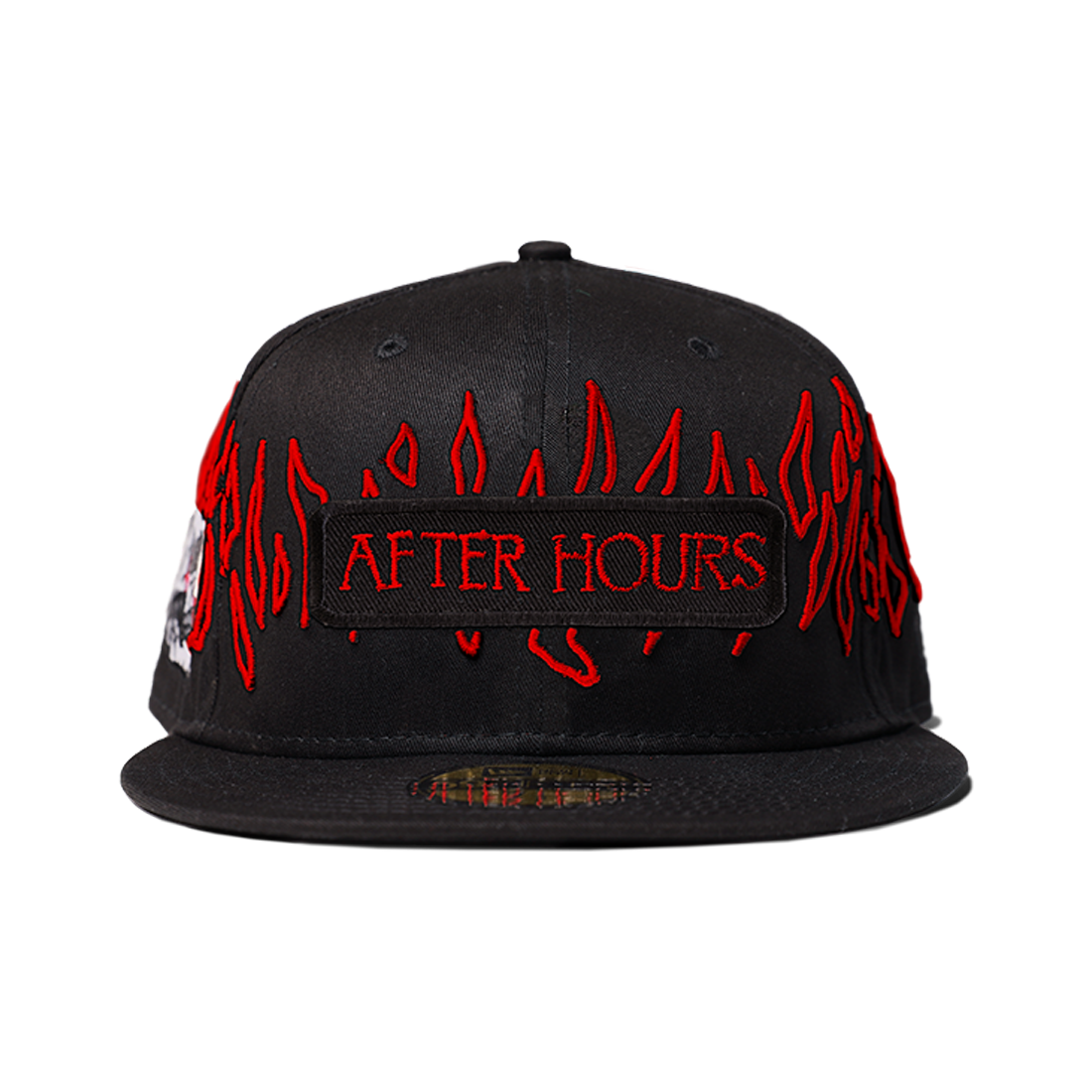 The Weeknd: NEW ERA AFTER HOURS 59FIFTY FITTED BLACK/RED