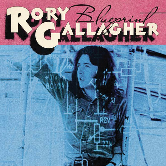 The udiscover music store rory gallagher blueprint malvernweather Gallery