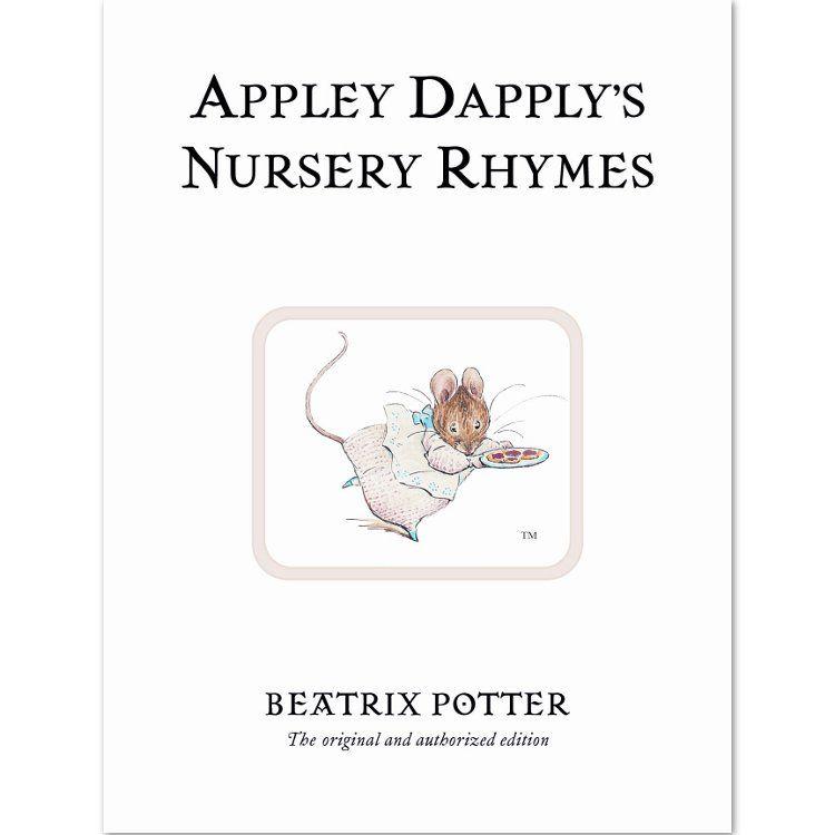 Appley Dapply Appley Dapply's Nursery Rhymes (Hardback) - Nursery Gifts