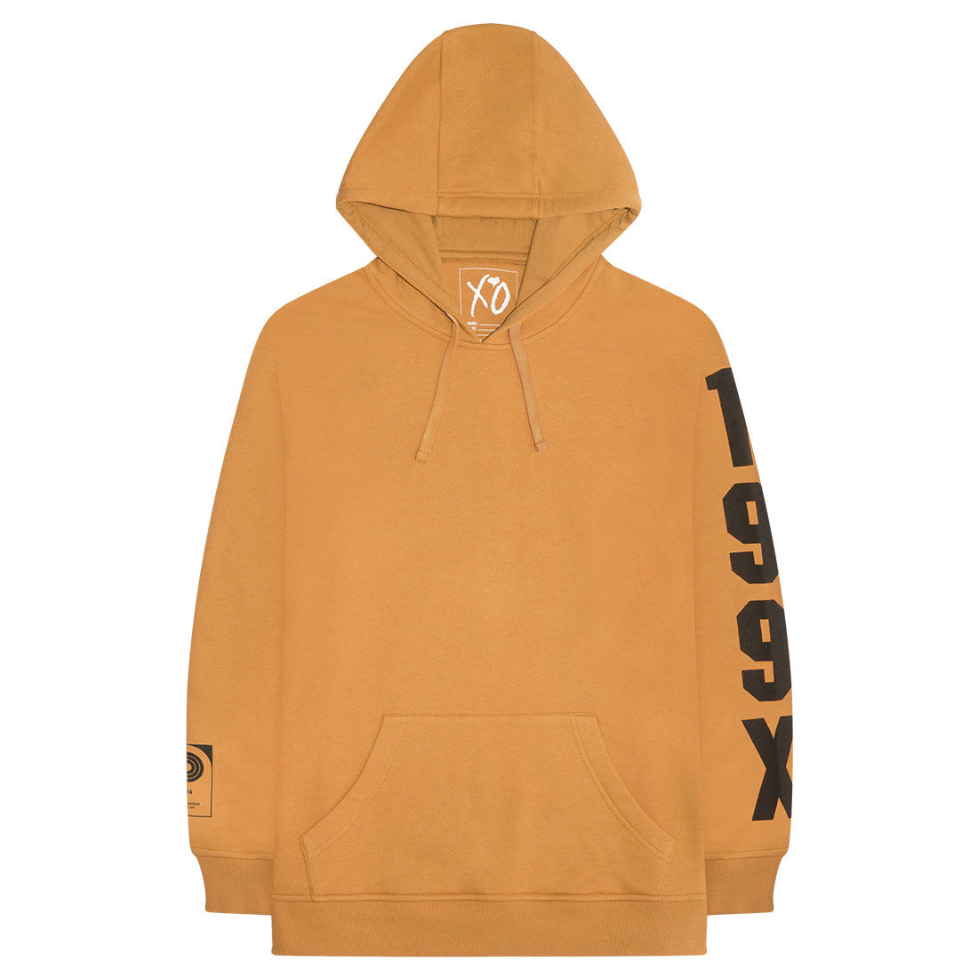 The Weeknd: Est. Fleece Pullover Hood