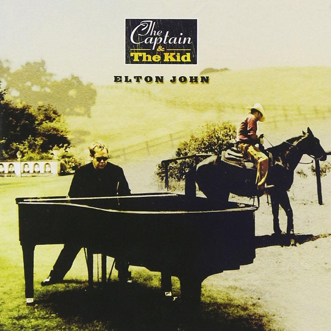 Elton John: The Captain and The Kid