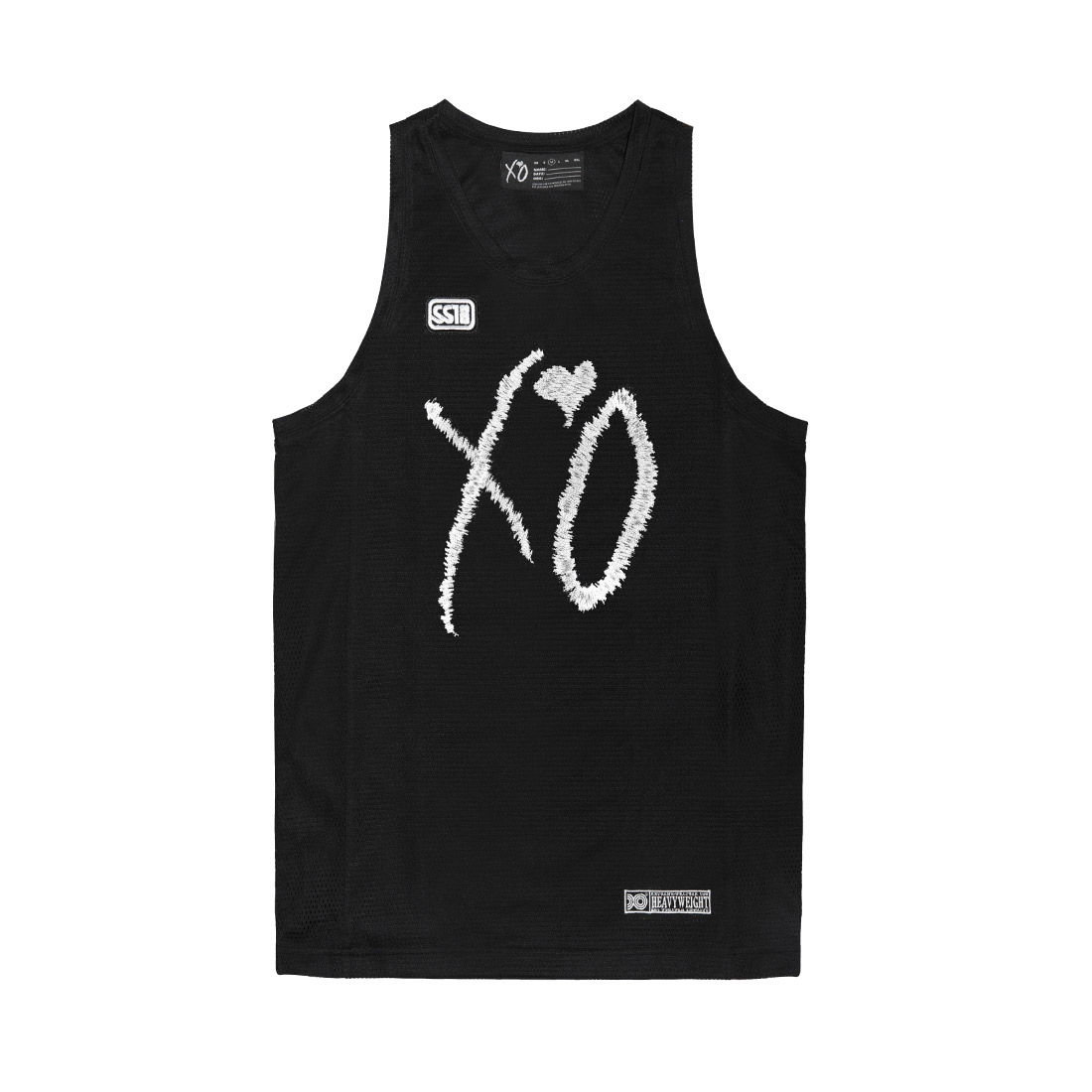 The Weeknd: XO CLASSIC LOGO MESH SPORT JERSEY - S