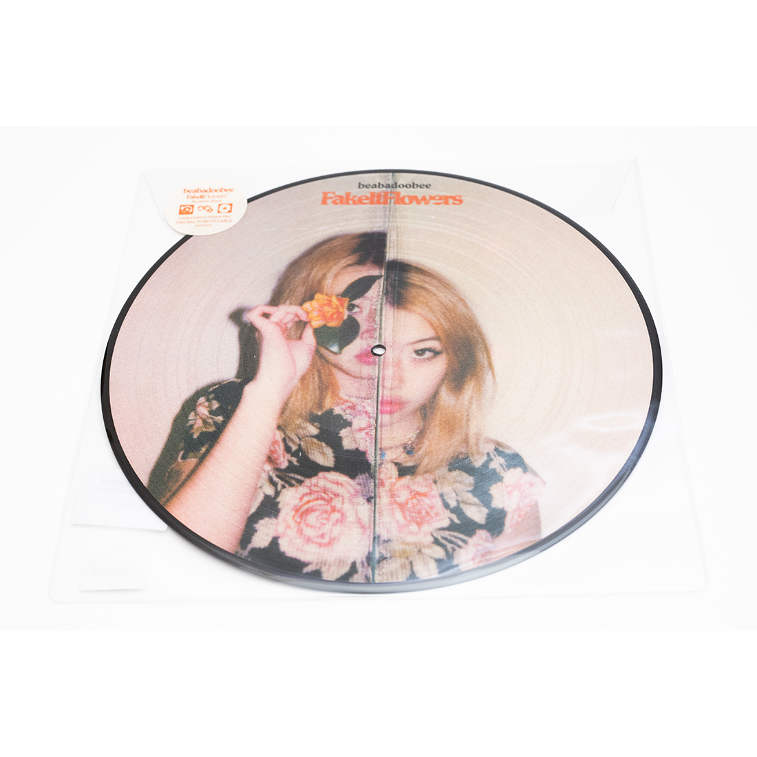 Beabadoobee: Fake It Flowers - Limited Edition Picture Disc