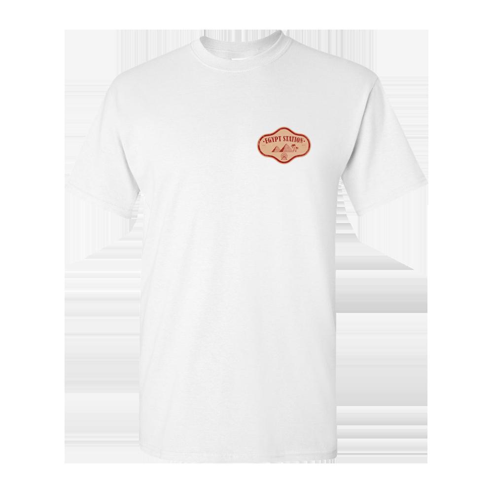 Paul McCartney: Egypt Station Logo T-Shirt - L