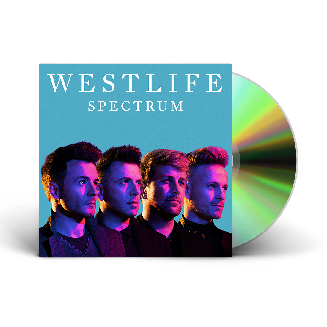 Westlife: Spectrum CD