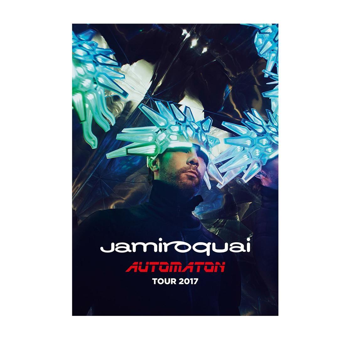 Jamiroquai: Tour Programme