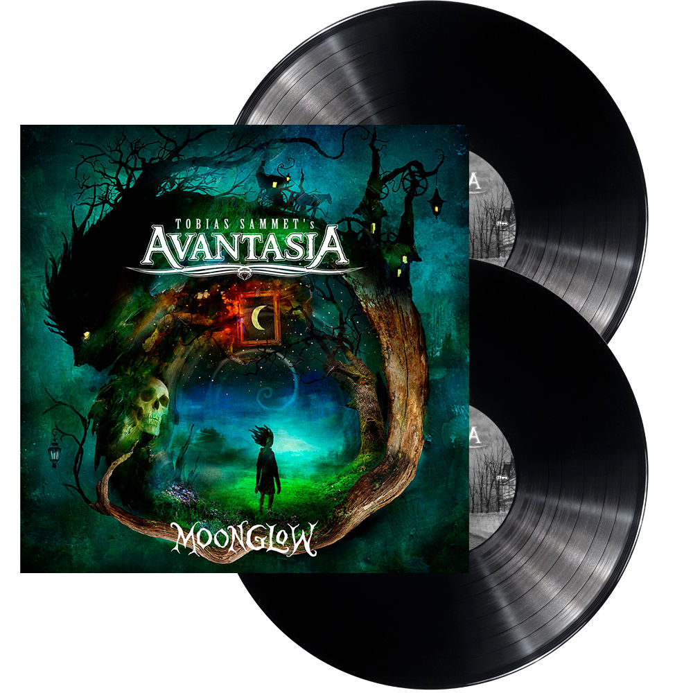 fd9b650ba Avantasia: Moonglow: Limited Gatefold Double Vinyl with signed insert