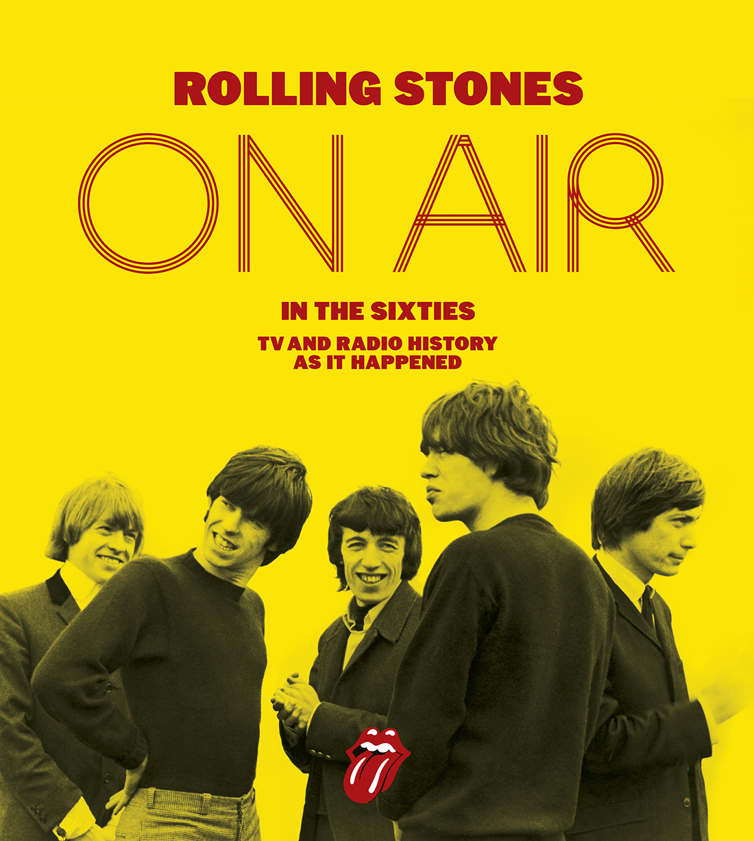 Music & Stars The Rolling Stones The Rolling Stones: On Air in the Sixties Book