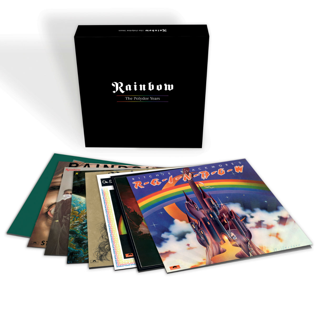 Rainbow - Polydor Years - Caja 8 vinilos SharedImage-4196