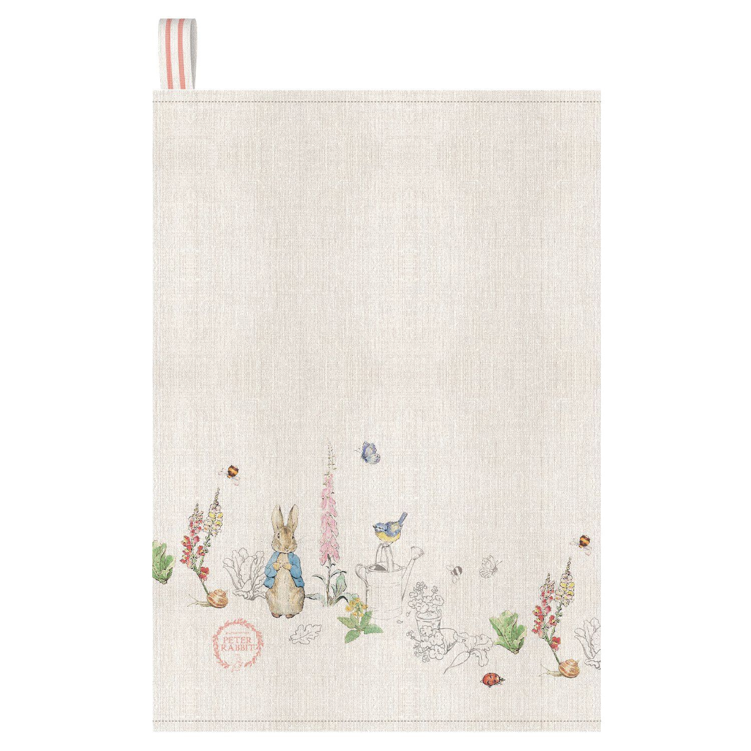 Peter Rabbit Peter Rabbit Classic Tea Towel
