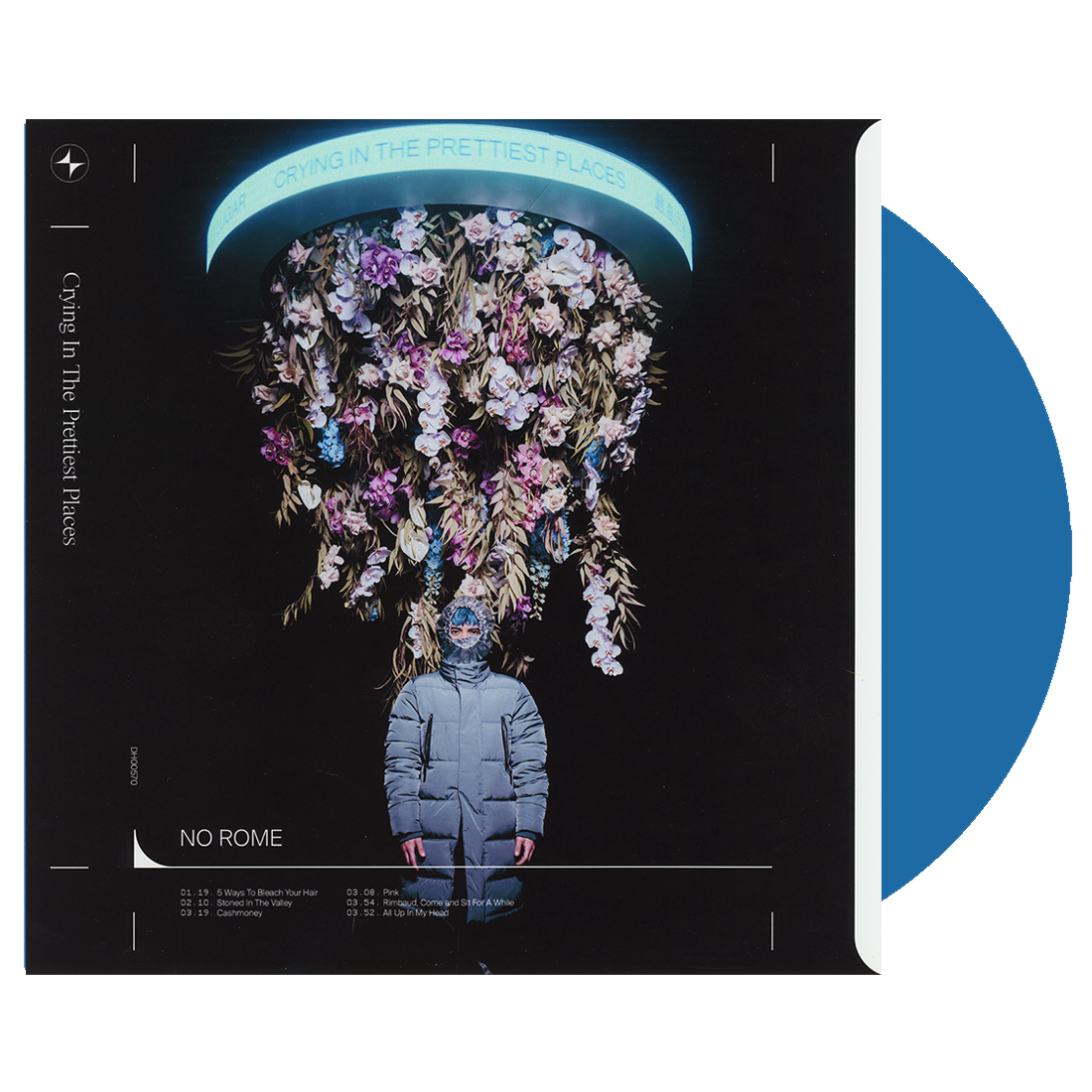 No Rome: Crying In The Prettiest Places Vinyl