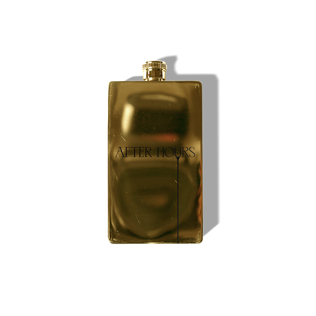 The Weeknd: AFTER HOURS GOLD FLASK