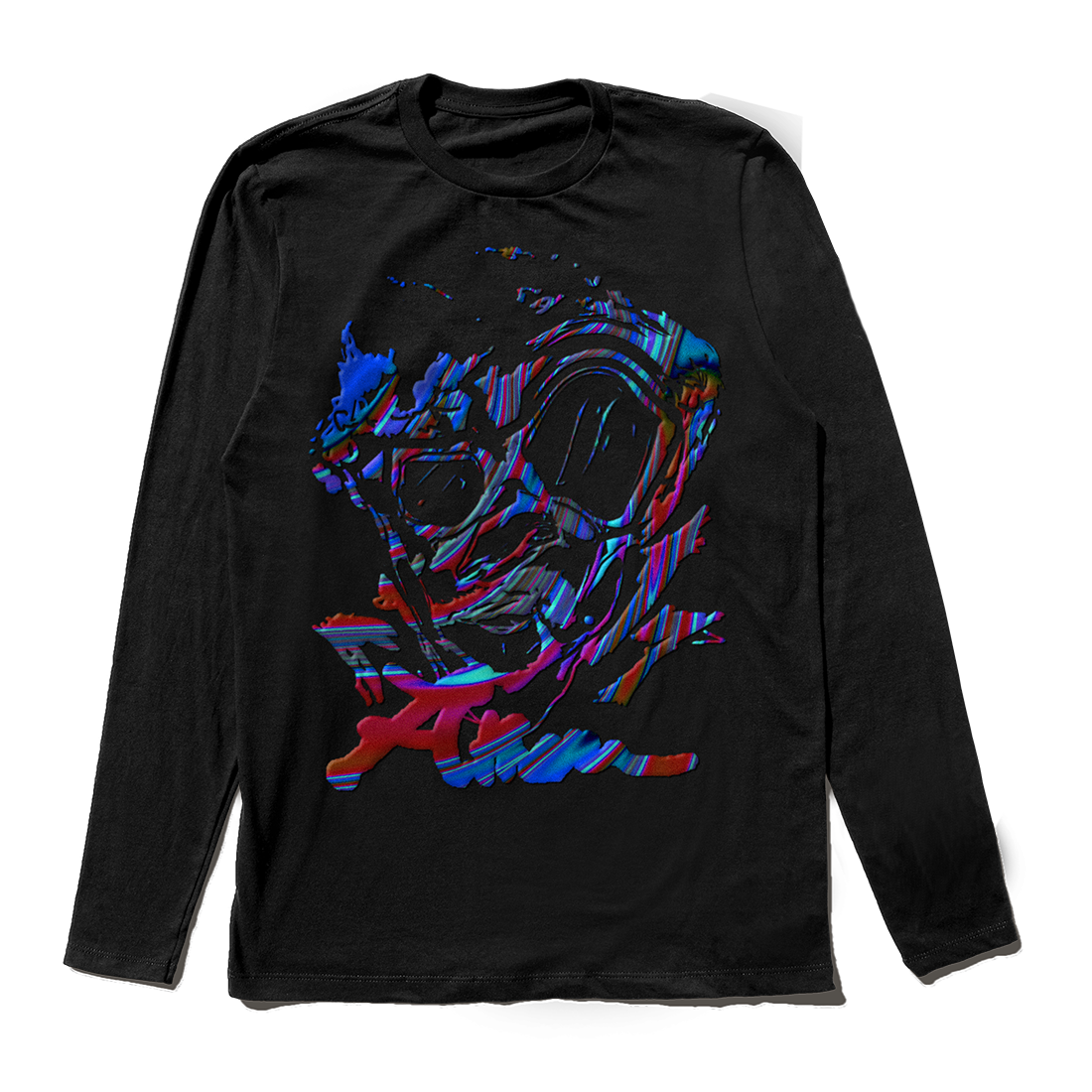 The Weeknd: FEAR AND LOATHING LONGSLEEVE TEE