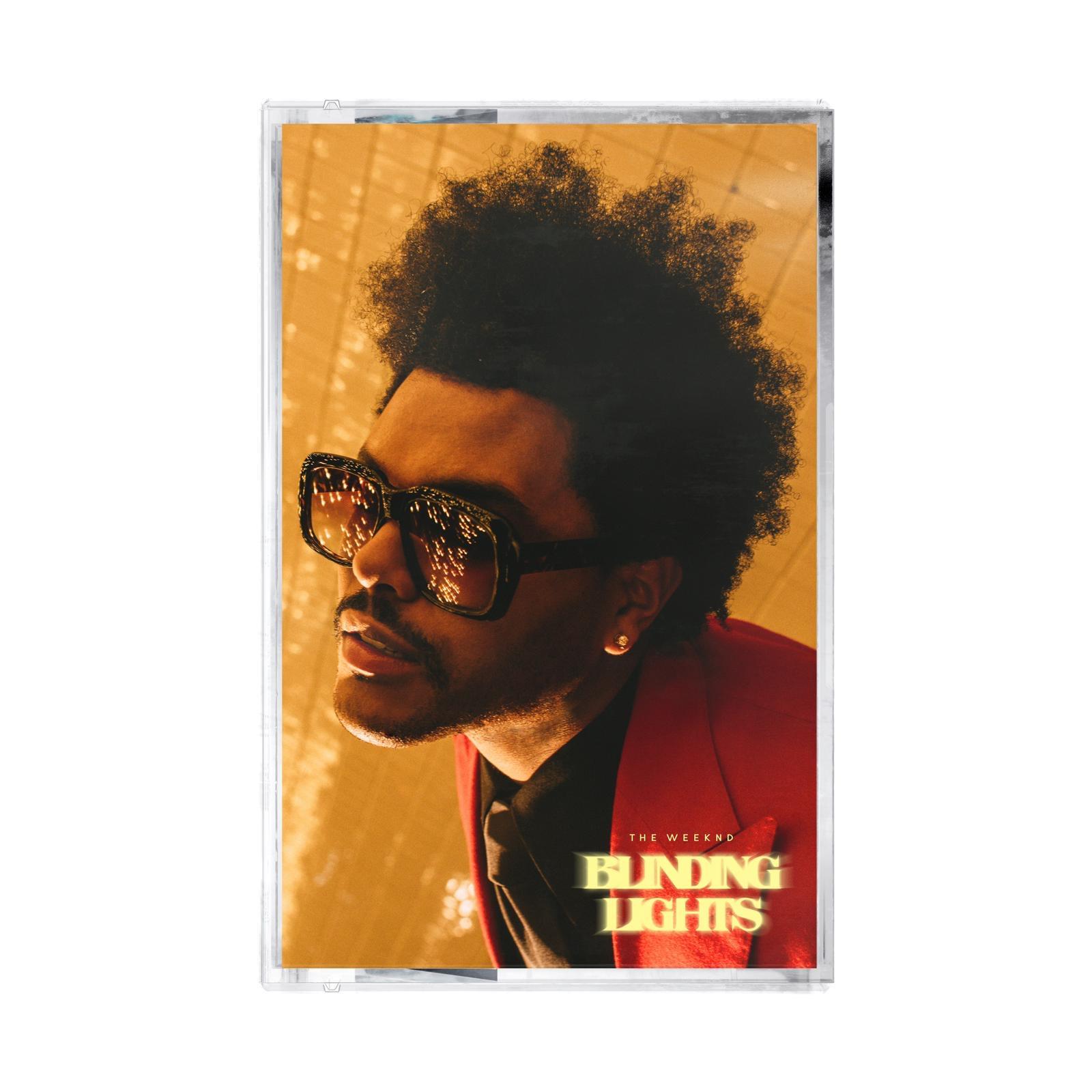 The Weeknd: Blinding Lights: Cassette Single