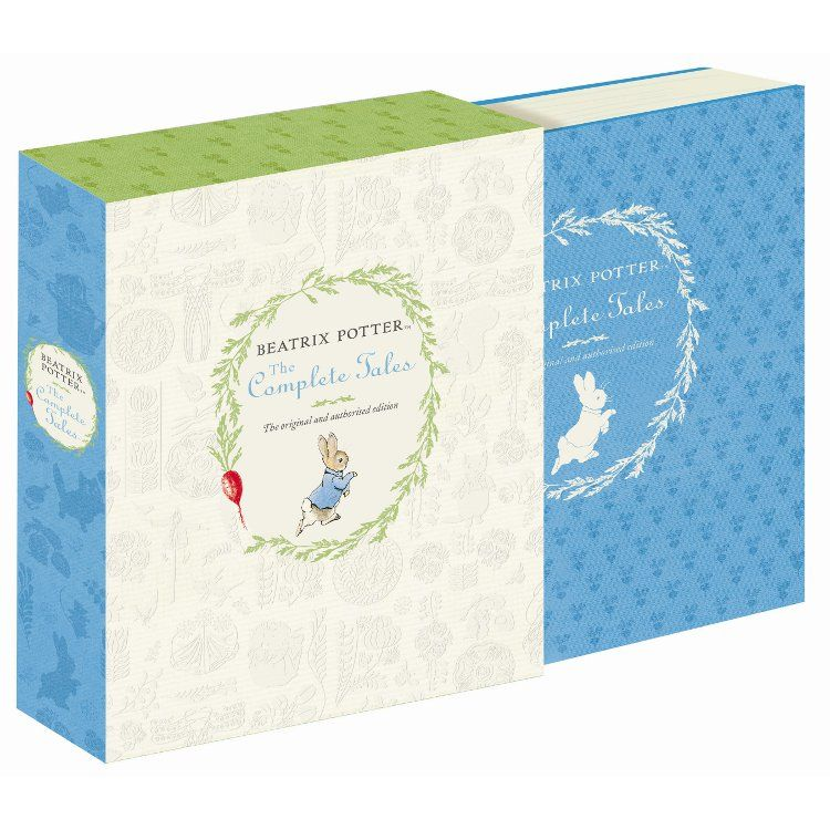 Peter Rabbit Beatrix Potter The Complete Tales Deluxe Edition (Hardback)