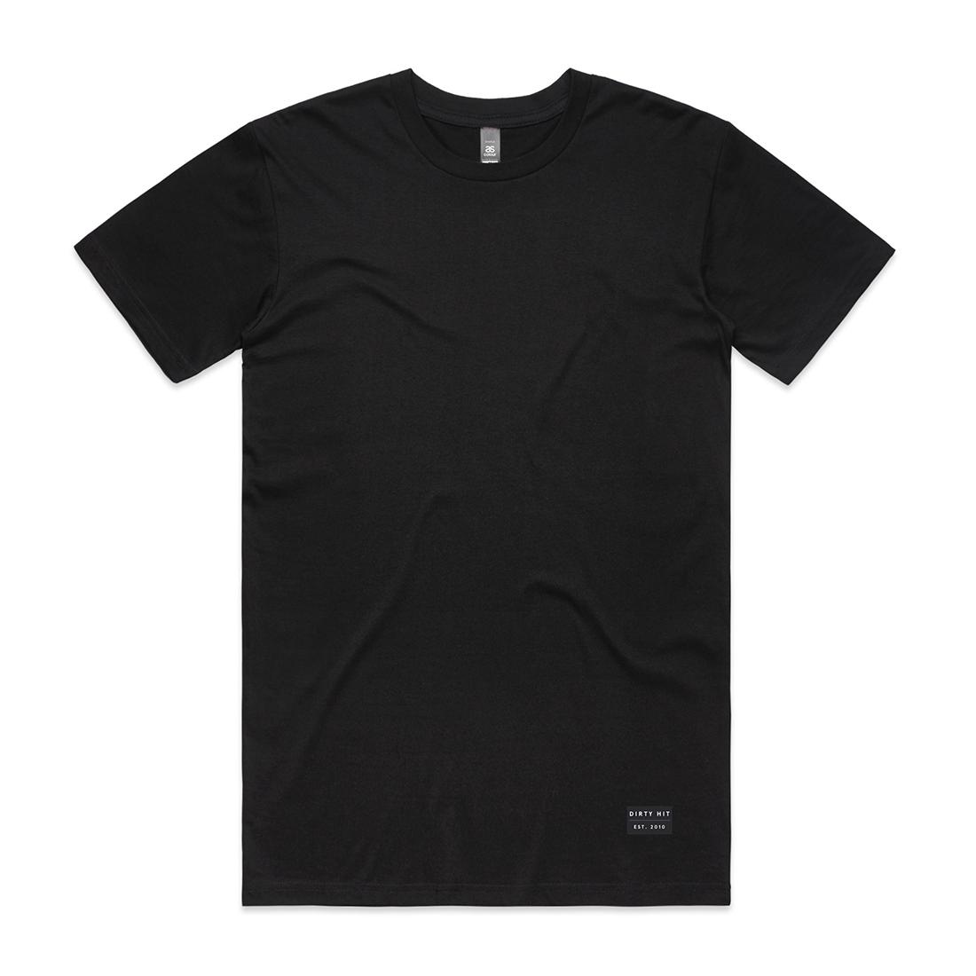 Dirty Hit: Ltd. Edition Patch Tee (Black)