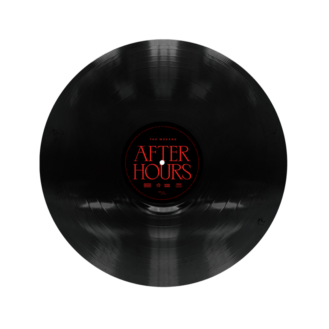 The Weeknd: After Hours: Double LP